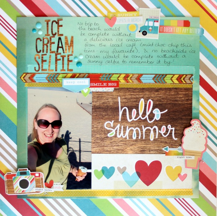 Ice Cream Selfie-001
