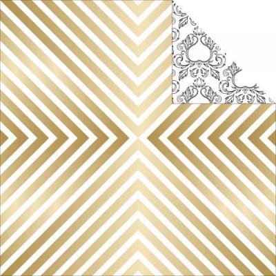 Teresa Collins - Nine & Co. gold foiled paper