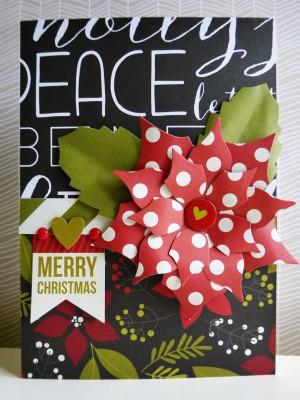Simple Stories DIY Christmas - Merry Christmas