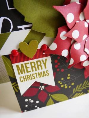 Simple Stories DIY Christmas - Merry Christmas - detail