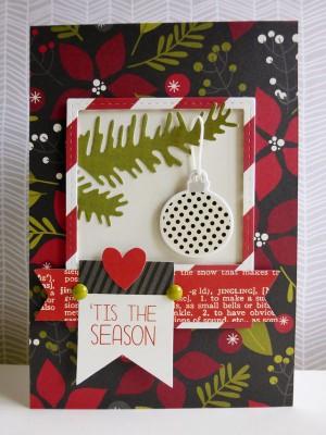 Simple Stories DIY Christmas - 'Tis the Season