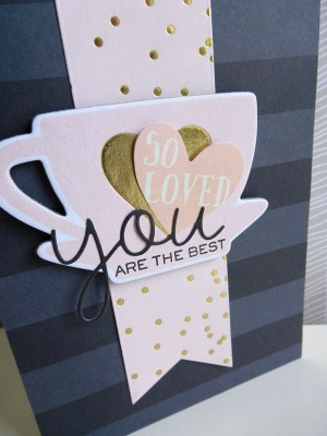 You are the best card - close-up