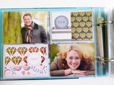 My Mind's Eye - Fancy That - Wedding gift album 05