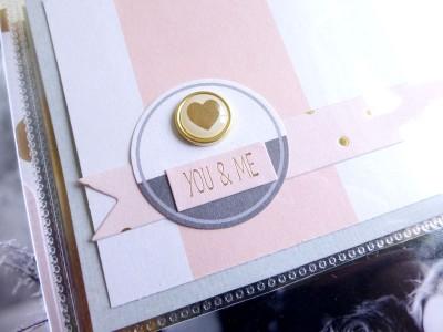 My Mind's Eye - Fancy That - Wedding gift album - detail 3