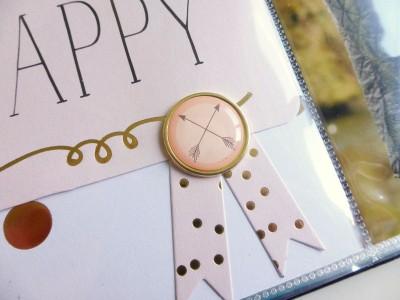My Mind's Eye - Fancy That - Wedding gift album - detail 5