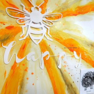 bee happy 1