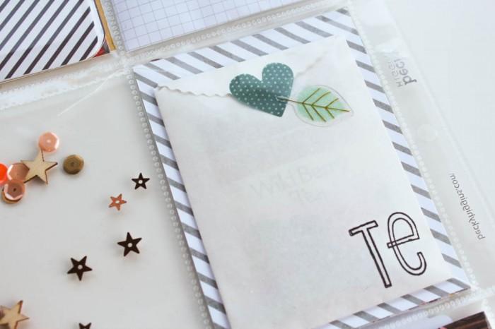 Pocket Letter - Ida Rosberg
