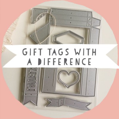 Gift tags with a difference