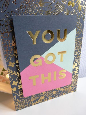 MME On Trend 2 - You Got This card - detail