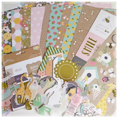 Pebbles - Spring Fling collection