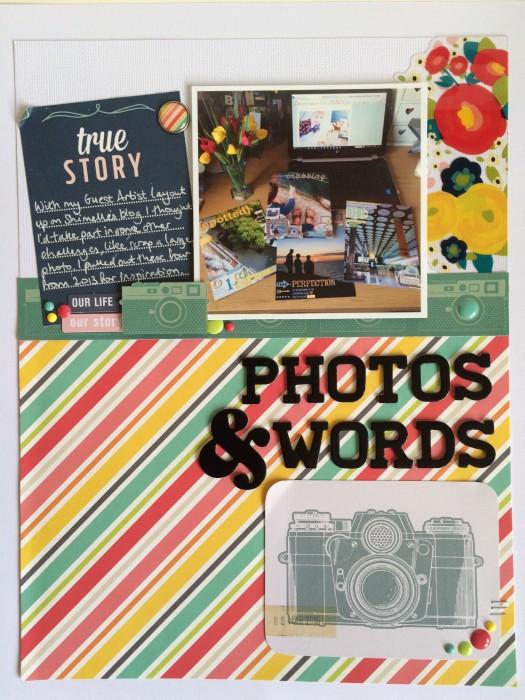Photos & Words