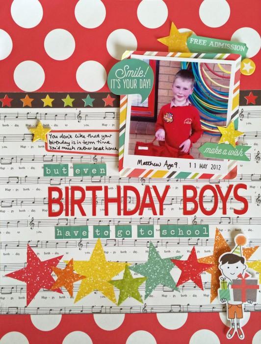 Even birthday boys