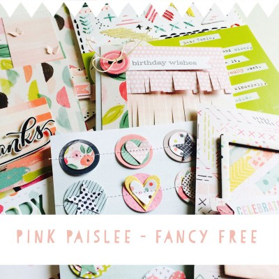 Pink Paislee - Fancy Free