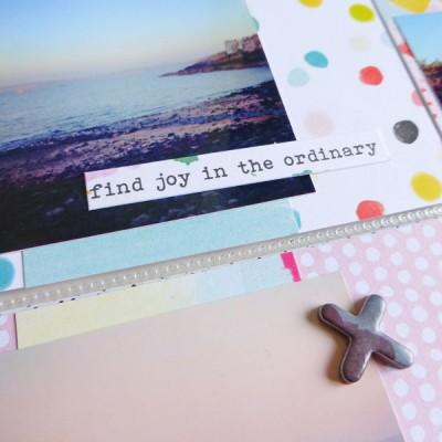 Pink Paislee - Fancy Free - June PL spread - detail 4