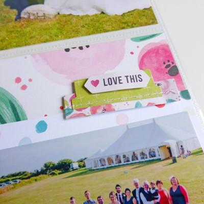 Pink Paislee - Fancy Free - June PL spread - detail 7