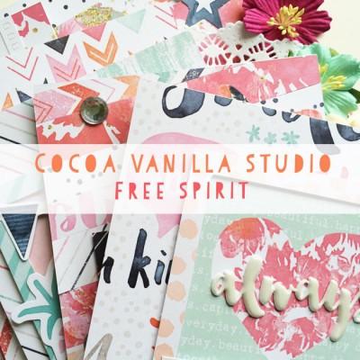 Cocoa Vanilla Studio - Free Spirit