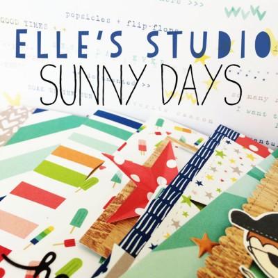 Elle's Studio - Sunny Days