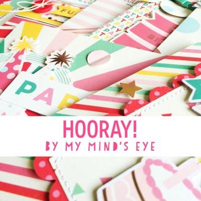 My Mind's Eye - Hooray