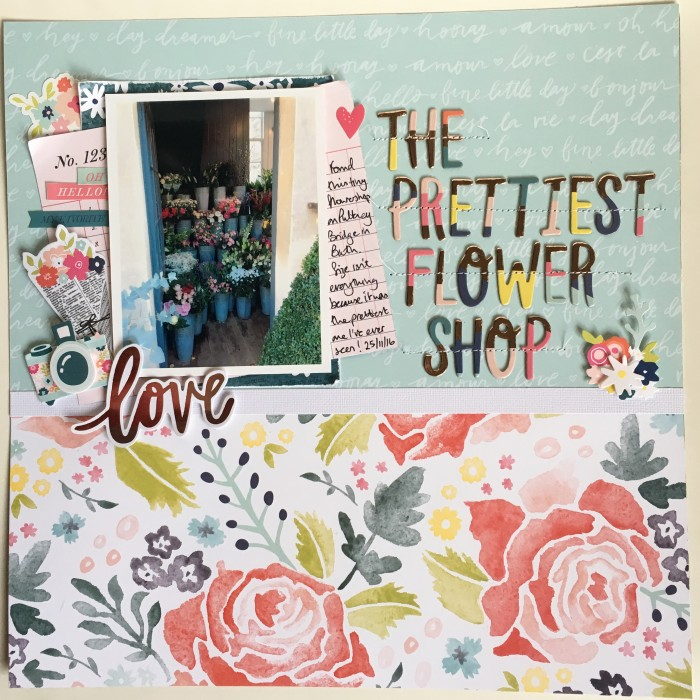 The Prettiest Flower Shop Layout