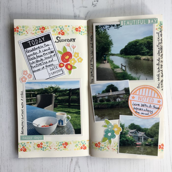 Jo Boland HLM June Traveler's Notebook Spread3