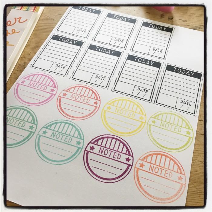 Shimelle Stamps