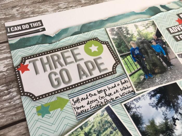Hey Little Magpie Jo Boland 'Three Go Ape' crop1