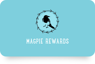 What are Magpie Reward Points?