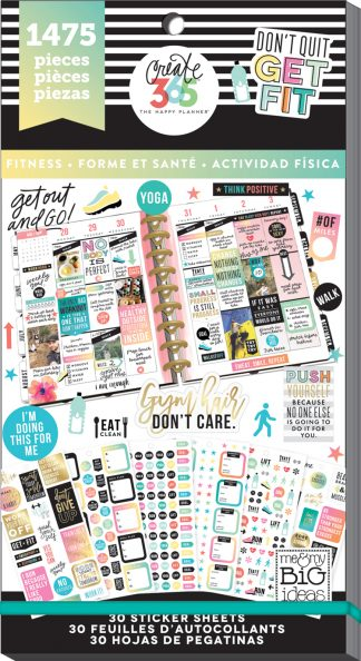 CREATE 365 The Happy Planner - Hey Little Magpie