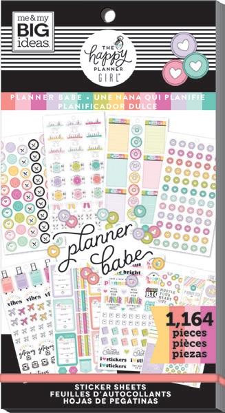 Create 365 The Medium Happy Planner Happy Mind Dated me /& my BIG ideas