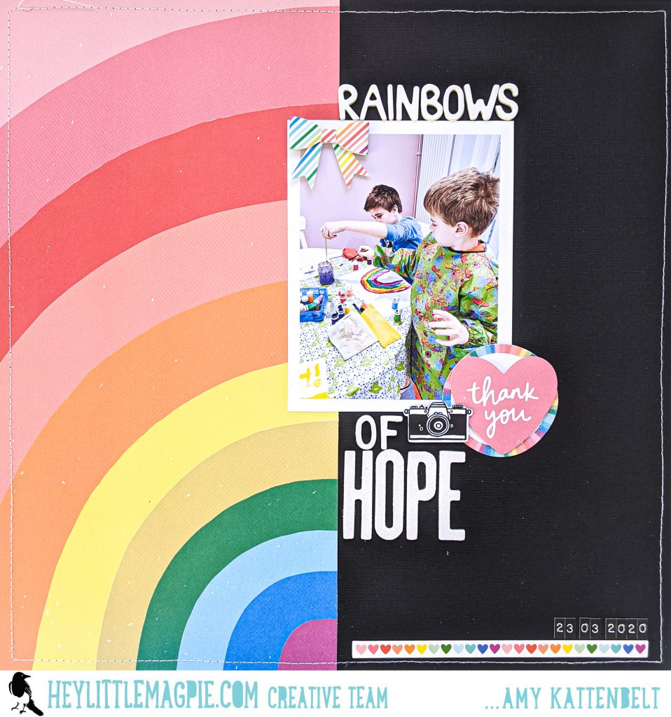 Rainbows Of Hope | Picnic In The Park – Amy Tangerine | Amy Kattenbelt