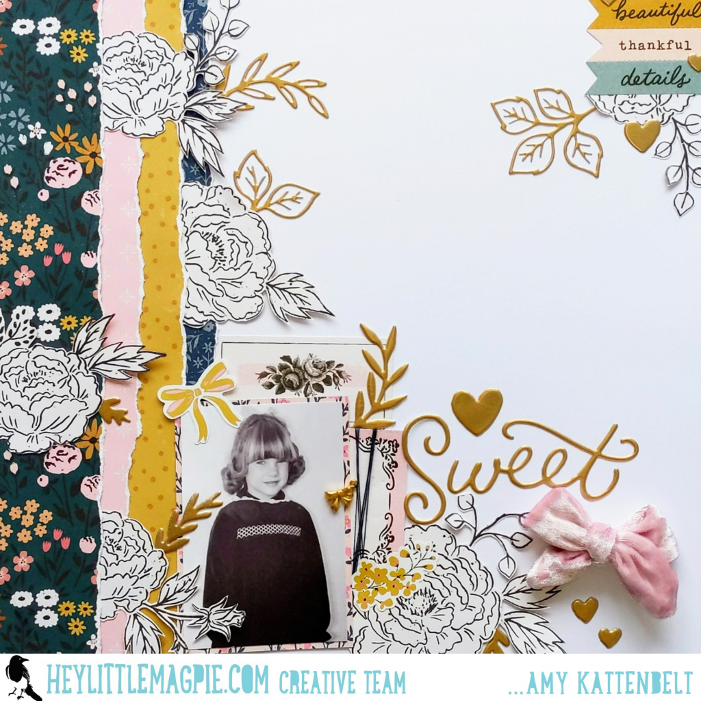 Maggie Holmes Marigold – Part One | Amy Kattenbelt