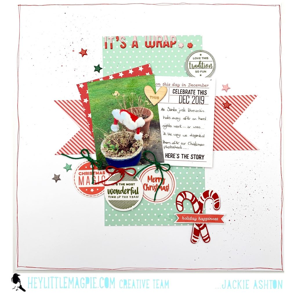 Christmas with Elle's Studio – Pt.1 | Jackie Ashton