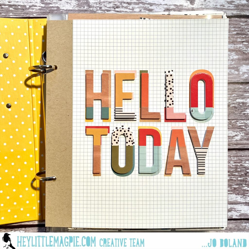 Hello Today 2021 Album | Jo Boland
