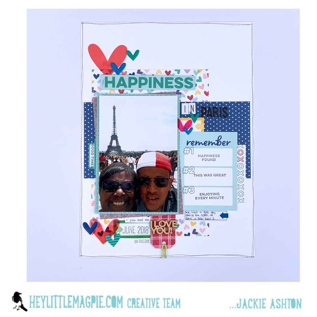 Elle's Studio – February 2021 Kit | Jackie Ashton